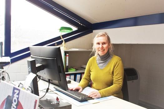 Priska Streit, Assistenz der Geschäftsführung